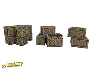 TTCombat-City-Scenics-DCS109-Warehouse-Boxes