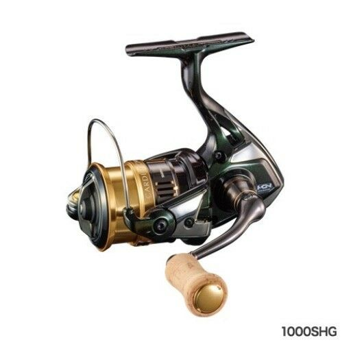 Shimano Spinning Reel 18 CARDIFF CI4+ 1000S HG from japan【Brand New in Box】