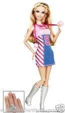 Super Barbie Puppe Barbiepuppe Mattel Fashionistas SUMMER mit Accesoires Neu