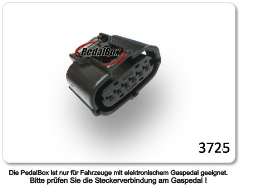 DTE PedalBox 3S für MAZDA CX-5 KE GH 121KW 11 2011-2.0 Tuning Gaspedalbox Chip