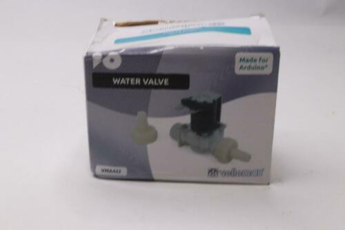 Pack of 1 VMA422 x Velleman Water Valve