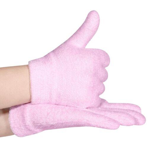 Feuchtigkeits Spendende Gel Socken Handschuhe Set HäNde FüßE Haut Bleaching L3M3
