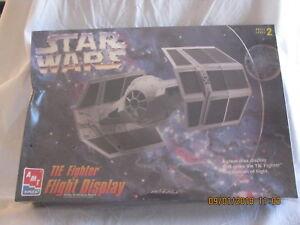 MPC-ERTL-Star-Wars-Tie-Fighter-Flight-Display-NEW-Sealed