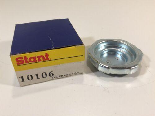 1 Stant 10106 Oil Filler Cap SO106 SO-106 New Old Stock Made In USA