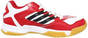 Details zu Adidas Feather Replique Men Laufschuhe Runningschuhe Hallenschuhe rotweiß