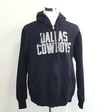 on sale 625a6 0b135 NFL Dallas Team Color Reversible Front Zip Hoodie Jacket ...