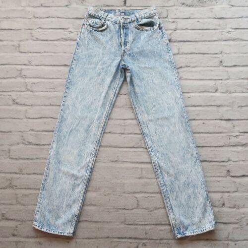Vintage 90s Levis 701 Student Denim Jeans 701-0109