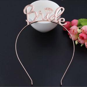 Bride-To-Be-Bridesmaid-Tiara-Crown-Headband-Hen-Party-Wedding-Hair-Accessories