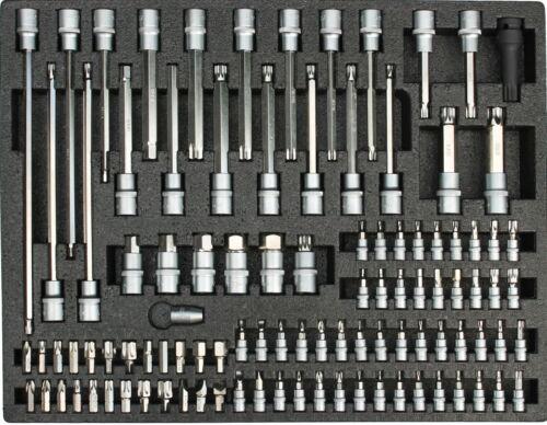 Outil de dépôt Module F Chariot D/'atelier Outil caisses système mousse déposants