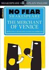 The Merchant of Venice SparkNotes No Fear Shakespeare by John Ed Crowther