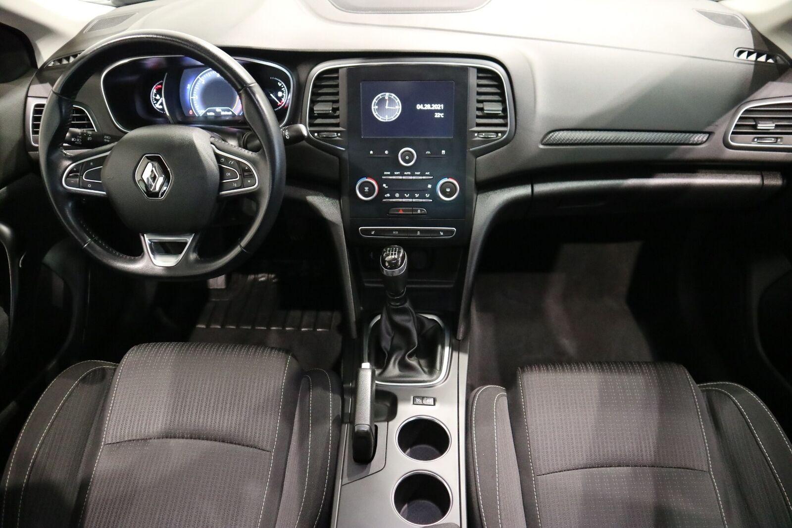 Renault Megane IV 1,5 dCi 110 Zen Sport Tourer - billede 13