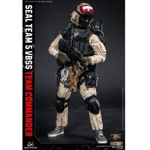 DAM Toys US Navy SEAL Team 5 VBSS Team Commander 1//6 Boxed Figure 78046