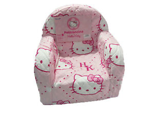 Cameretta Disney Principesse : Poltrona sedia poltroncina disney principesse colore rosa