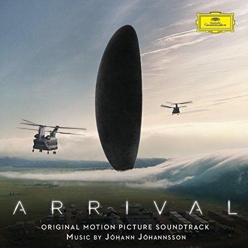 Johann Johannsson - Arrival [New CD]