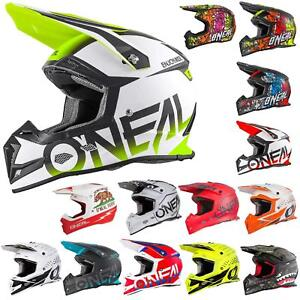 O-039-Neal-5Series-MX-Helm-Moto-Cross-Enduro-Offroad-Quad-Trail-Bike-ATV-Motorrad-DH