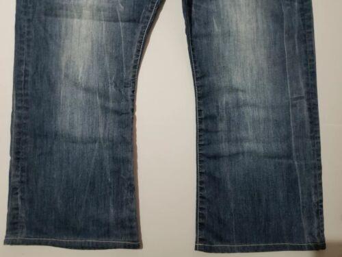 waist King Slim 42 Bitton Buffalo 27 Bouton botte entrejambe Sz Jeans 40 de Fly XIxTnwB7