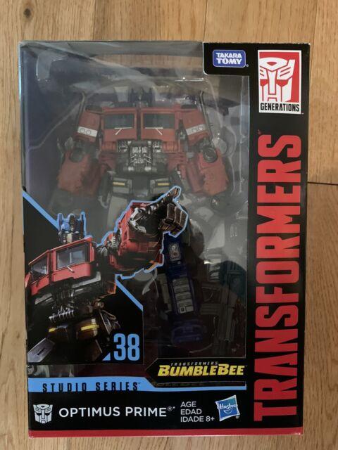 Hasbro Transformers Studio Series 38 Voyager Class Optimus Prime