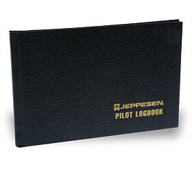 NEW Jeppesen Pilot Logbook10001315