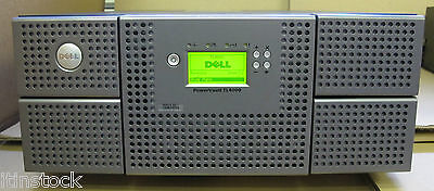 OfficiëLe Website Dell Powervault Tl4000 Lto4-120 Sas Ultrium Drive Library Autoloader Backup Data