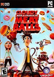 PC GAME - Cloudy With a Chance of Meatballs