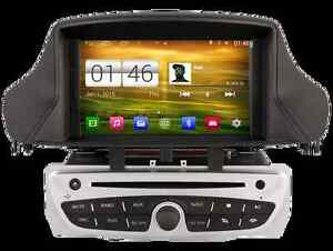 autoradio dvd gps navi android 4 4 4 dab renault megane. Black Bedroom Furniture Sets. Home Design Ideas
