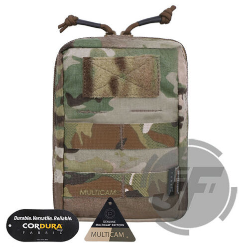 """Emerson MOLLE Tactical 7/"""" x 5/"""" x 2 3//4/"""" Utility Pouch Accessories Storage Bag"""