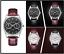 Hannah-Martin-Mens-40mm-Stainless-Steel-Military-Aviation-Quartz-Sports-Watch thumbnail 1