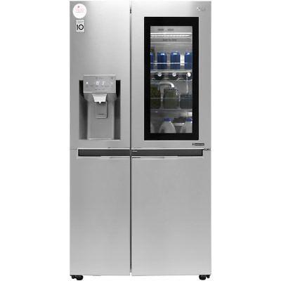 LG GSX960NSAZ InstaView™ Door-in-Door™ 91cm A++ Frost Free American Fridge