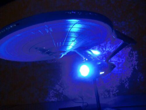 A LED Beleuchtungsset Star Trek U.S.S Enterprise Refit NCC-1701- 1//1000