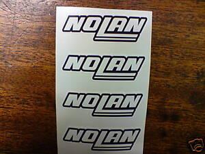 NOLAN-Visor-Stickersx4racer-styleCHEAPEST-IN-WORLD