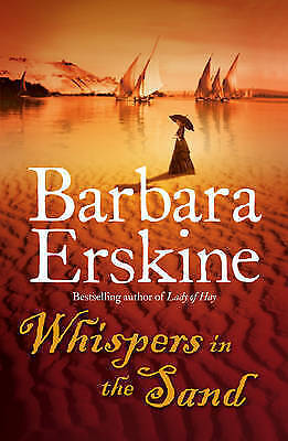 1 of 1 - Whispers in the Sand by Barbara Erskine, New Book (Paperback)