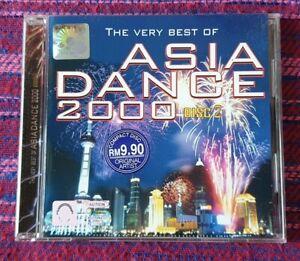 Various-Artist-Asia-Dance-2000-VMP-Malaysia-Press-Cd