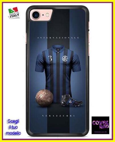 Cover Case INTER NERAZZURRI Scegli modello iPhone Samsung Huawei LG Nokia Sony