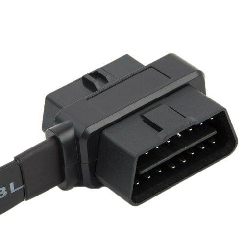 OBD2 OBD II 16Pin Splitter Extension Cable BMW Y J1962 Cable Male to Dual Female