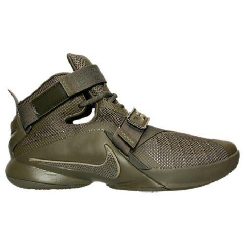 Nike lebron soldato ix sonodiventate Uomo sz 11, e la maglia da rugby sz serie xl, combo