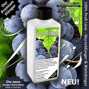 Fabelhaft Weinreben-Dünger Weinstock HIGH-TECH Vitis NPK für Pflanzen in @UL_15