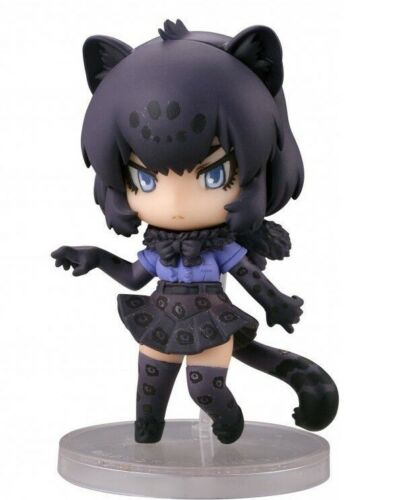 Kemono Friends Capsule Wild Rush Mini Figures Black Jaguar