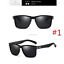 DUBERY-Mens-Polarized-Sport-Sunglasses-Outdoor-Riding-Fishing-Summer-Goggles-HD miniature 13