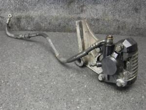 93-Suzuki-GSXR-GSX-R-1100-Rear-Brake-Caliper-amp-Mount-30D