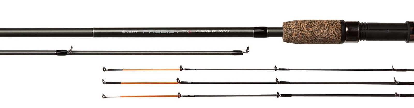 Greys Coarse 10ft 11ft 12ft Fishing Prodigy  TXL SL Feeder Fishing Rod  deals sale