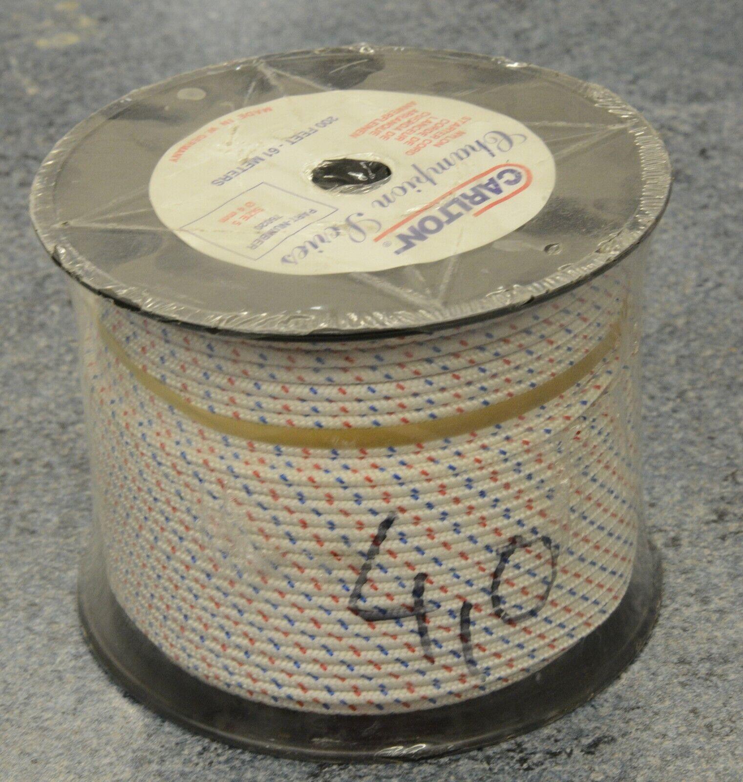 Starterseil 4,0 mm Original Carlton - Champion Series Größe 5