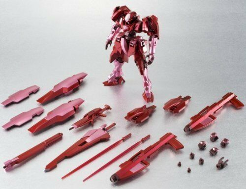 NEW ROBOT SPIRITS Side MS Gundam 00 GN-X IV TRANS-AM Ver Action Figure BANDAI
