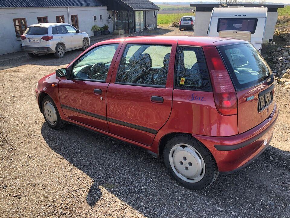 Fiat Punto, 1,2 60 SX, Benzin