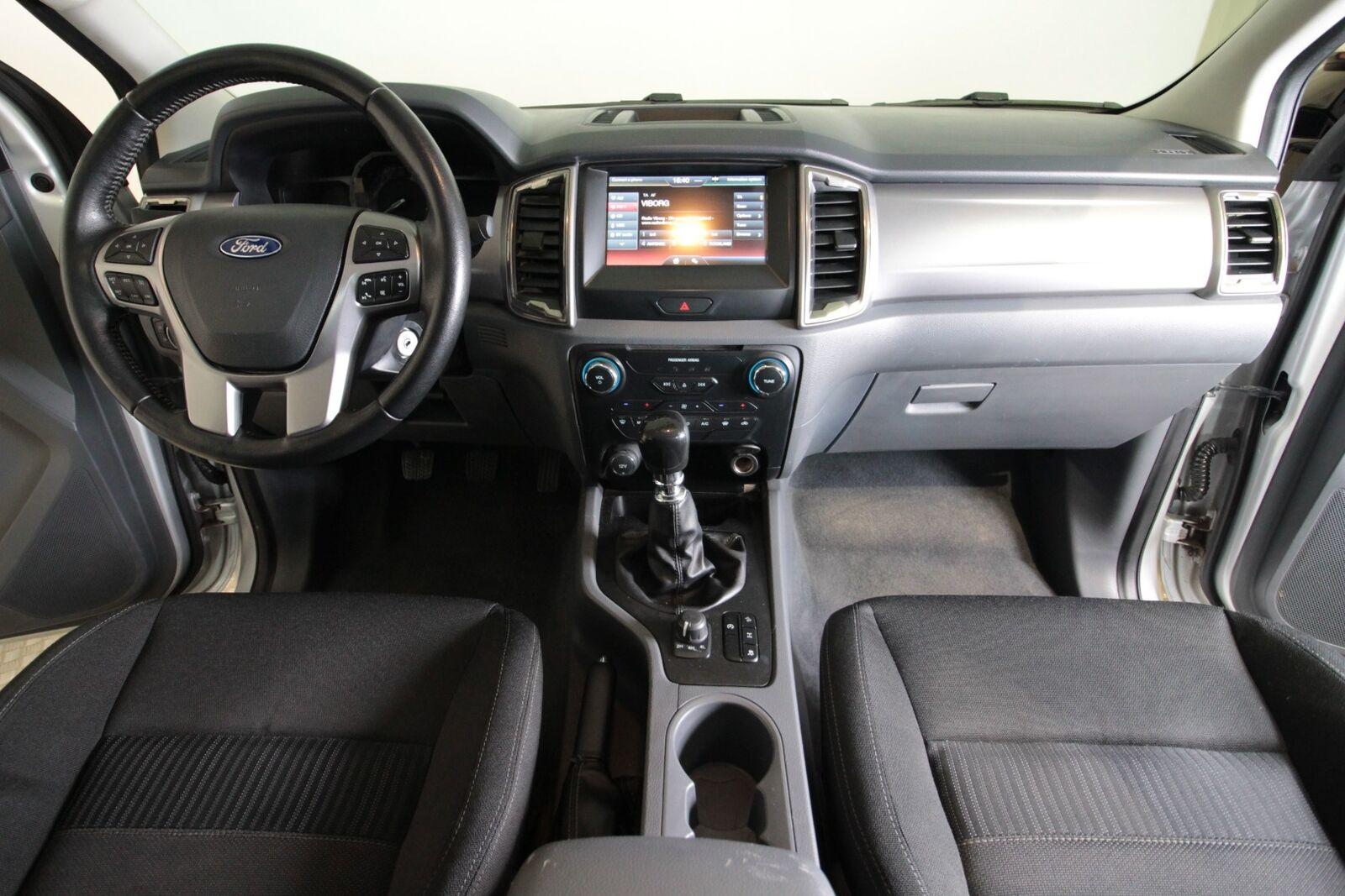 Ford Ranger TDCi 160 Db.Cab XL 4x4