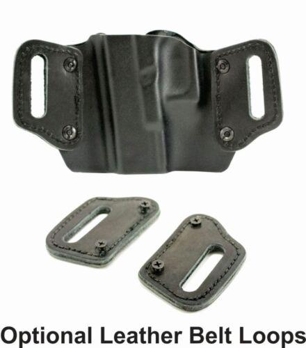 Blue Line Skull for Glock Handguns OWB Kydex Gun Holsters