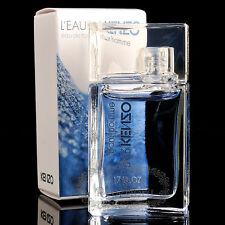 KENZO L'Eau par Kenzo Pour Homme Perfumes EDT Mini Men's Cologne 5ml 0.17oz NIB