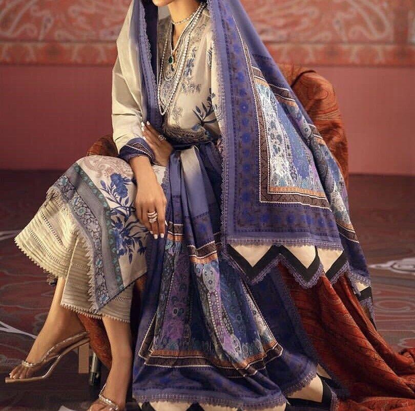 pajistani designerwear stitched Sanasafinez Mahay Summer'21 Latest Collection