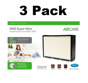 AIRCARE H12-400HB Humidifier Replacement Filter GENUINE 3 FILTERS