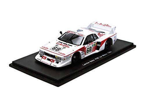 Lancia Beta Montecarlo Turbo  68 14th Lm 1981 Finotto   Pianta   Schon 1 43