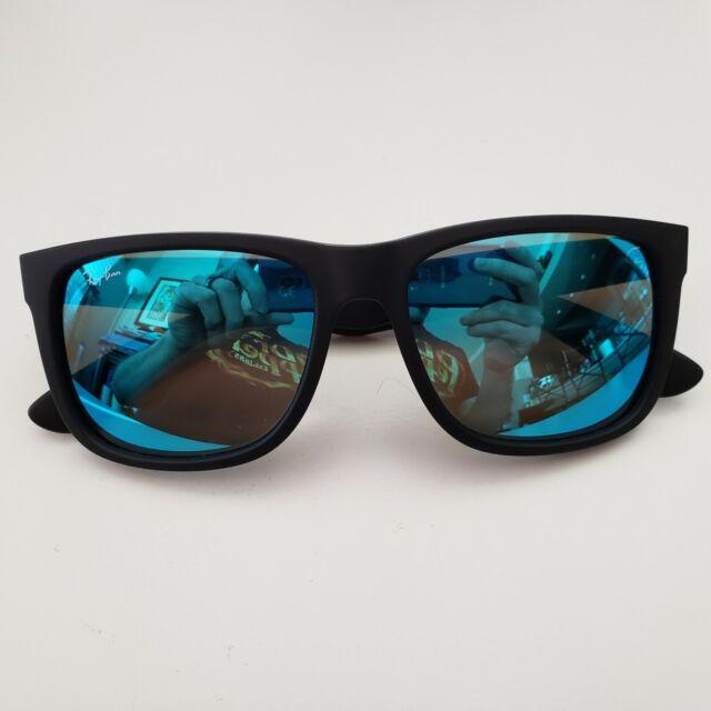 ray ban justin color mix blue